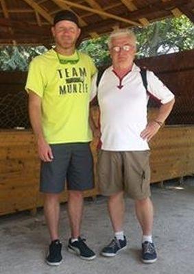 Rob Vardeman és én